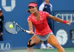 Li claims first-round win at Shenzhen Open