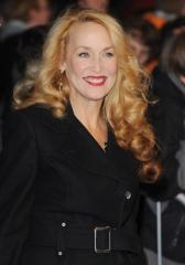 Jerry Hall inspires daughter's jeans line
