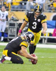Steelers boot kicker Reed