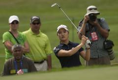 Ryu, Kang share Women's British Open lead