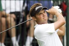 Overton sets course record in Malaysia