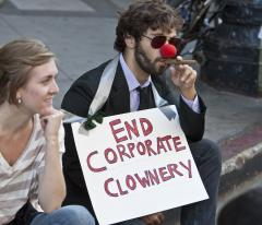 Are Occupy protests hurting the little guy?