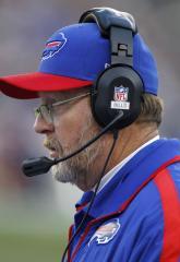 Chan Gailey fired as Bills' coach