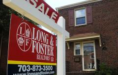 Existing home sales down month-to-month