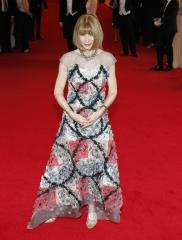 Anna Wintour gets emotional at ribbon-cutting ceremony for Costume Institute at the Met