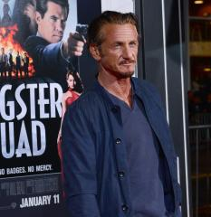 Sean Penn starts shooting 'The Gunman' in Europe
