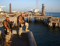 Lukoil ships oil from southern Iraqi port
