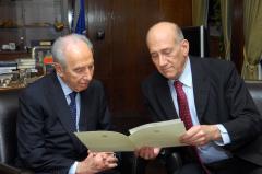 Olmert quizzed again in corruption probe