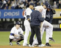 Yankees' Jeter to undergo ankle surgery