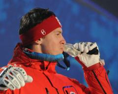 Kostelic clinches World Cup overall title