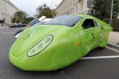 IEA pushes electric vehicle use