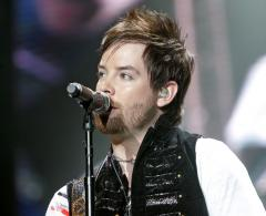 David Cook to release 1st CD in November