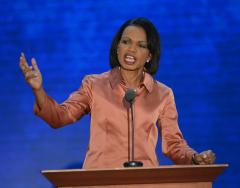 Condoleezza Rice agrees with Obama on canceling meeting with Russia