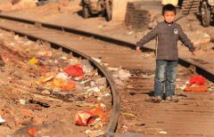 Report says extreme poverty is declining