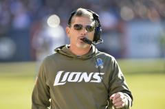 Jim Schwartz and Matthew Stafford's girlfriend are biggest losers after Lions loss to Giants
