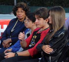 T.J. replaces Katherine as guardian of Michael Jackson's kids