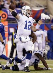Indianapolis Colts search for 11th straight division win