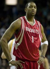 Former NBA star Tracy McGrady is hoping to play baseball