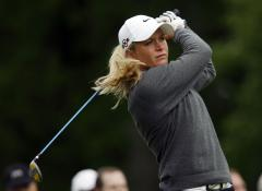Pettersen now 2nd in women's golf ranking