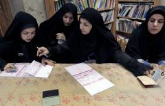 Parliamentary elections under way in Iran