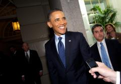 Obama eyes 'common sense caucus' on budget