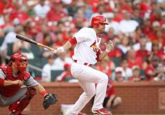 MLB: St. Louis 12, Cincinnati 4