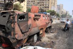 Cairo accuses Hamas of aiding Egypt Islamists