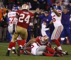 49ers' Williams: Not fazed by threats