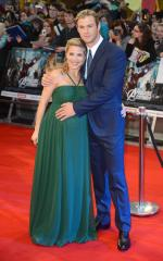 Chris Hemsworth's wife gives birth to daughter