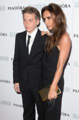 Victoria Beckham takes son Brooklyn as her date to Glamour Awards