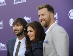 Lady Antebellum's 'Golden' tops U.S. album chart