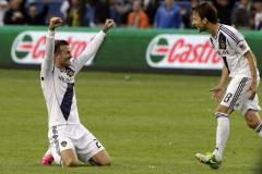 Chicago Fire's Mike Magee voted MLS most valuable player