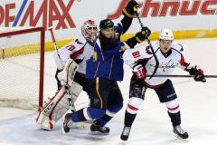 Washington Capitals defeat Blues 4-1