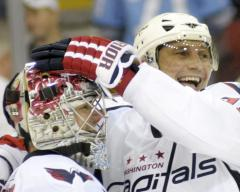 NHL: Washington 4, Pittsburgh 3
