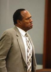 Witness: O.J. said 'You saw no guns'