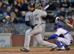 White Sox power past the Giants