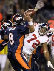 NFL: Denver 44, Kansas City 13