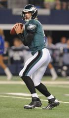 Foles to start for Eagles for rest of year