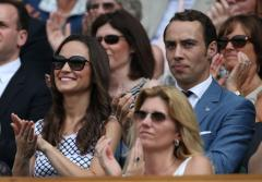 Did Pippa Middleton get engaged to Nico Jackson?