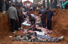 Syrian rebels blow up major pipeline