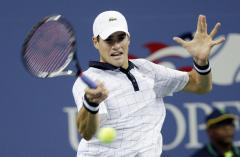 Isner, Haas advance in Delray Beach