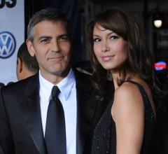 Clooney to attend Italian theater opening
