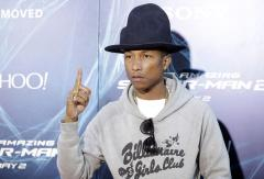 Pharrell Williams announces European tour for next fall