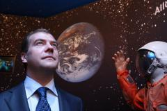 Russia celebrates 50th space anniversary