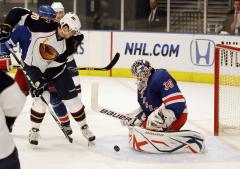 NHL: N.Y. Rangers 5, Dallas 2