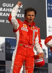 Massa heads home to Brazil