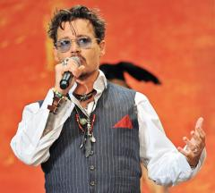 Johnny Depp says retirement from acting 'not too far away'