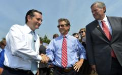 Rand Paul slams Ted Cruz, GOP for Reagan references