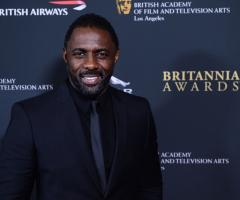 Idris Elba's girlfriend gives birth to their first child, a son