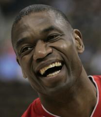 Mutombo selected NBA global ambassador